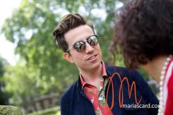 Nick Grimshaw - London Collections Men 2014 Gracie Opulanza (2)