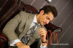 DGandyOfficial - London Collections Men June 2014 Photography by Maria Scard (7)
