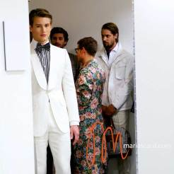 Marksandspencer - London Collections Men 2014 SS 2015 MenStyleFashion Maria Scard (2)