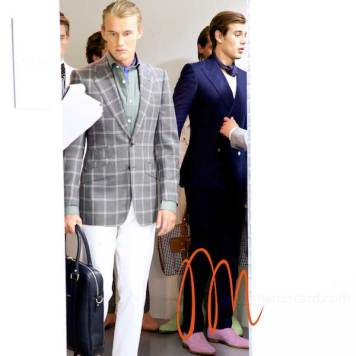 Marksandspencer - London Collections Men 2014 SS 2015 MenStyleFashion Maria Scard (7)