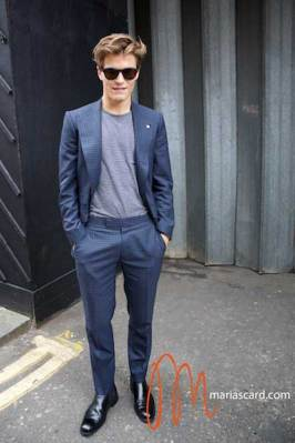Oliver Cheshire - one4theboys chairty menstylefashion maria scard london collections men 2014 (6)