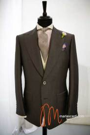 Chester Barrie - Savile Row Tailor Maria Scard Wedding Suits (1)