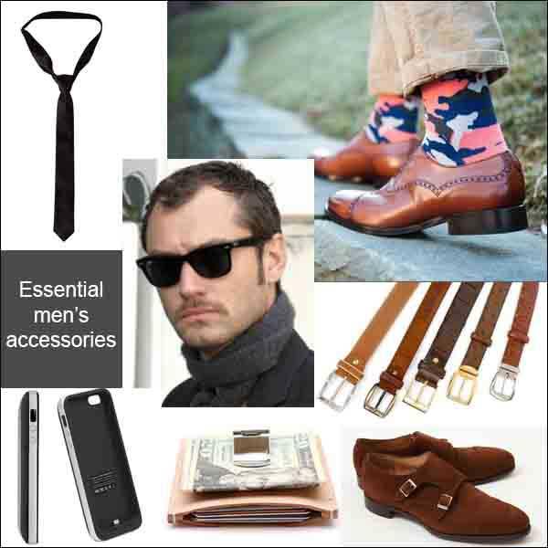 7 Fashion Essentials Every Man Should Own