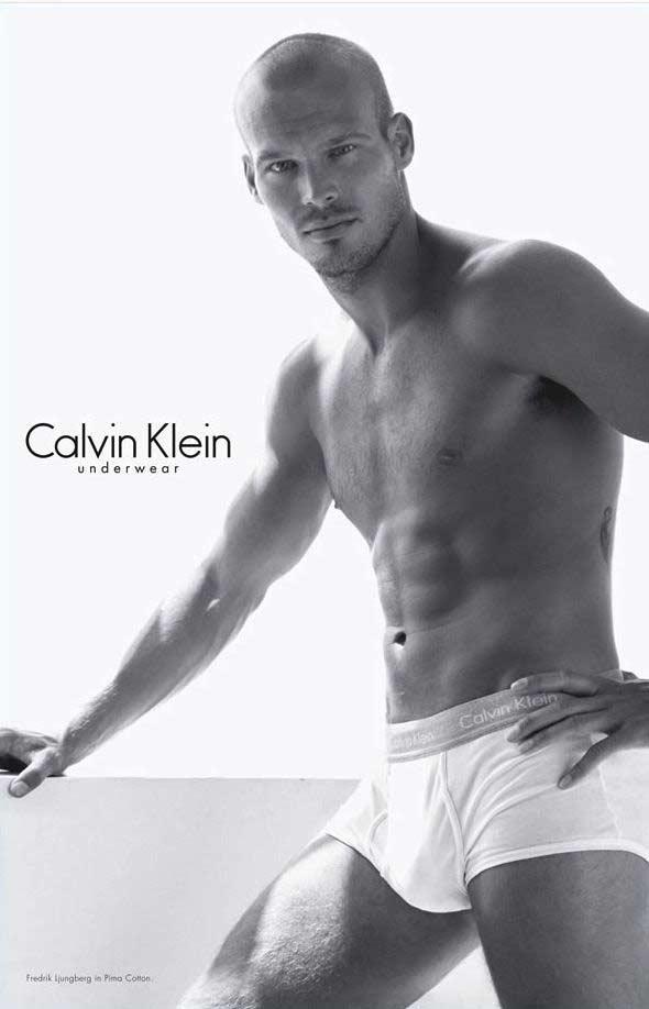 Freddie Ljunberg for Calvin Klein Underwear