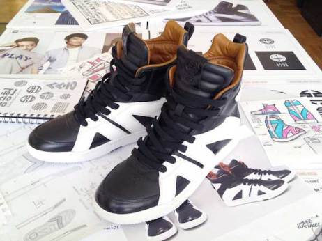 Song Seung Heon Men's sneakertrainers (5)