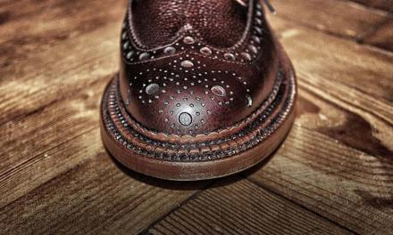 Grenson Triple Welt Men's Shoe Collection