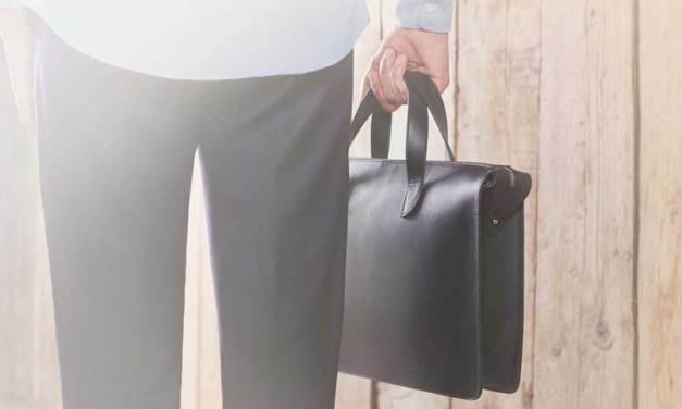 The Ultimate Bag For Men – Personalise It