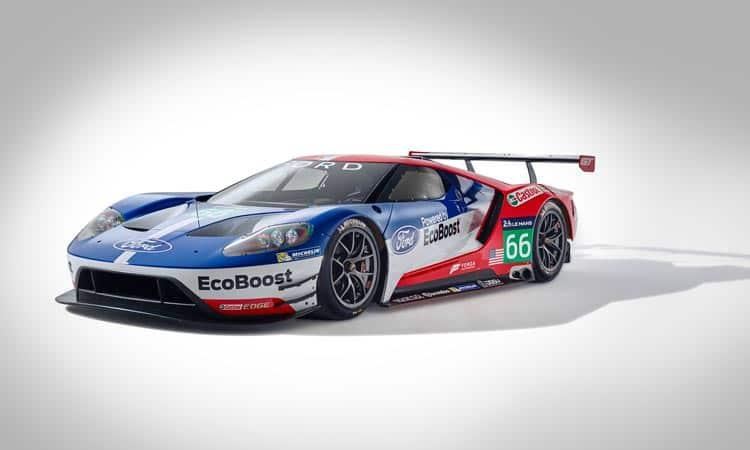 Le Mans Endurance Race – Ford Returns In 2016