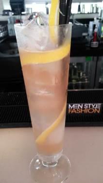 Raised in Manhattan cocktail