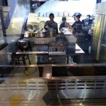 Kitchen at Arang Sate Bar