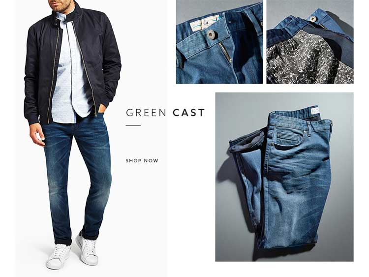 green-cast