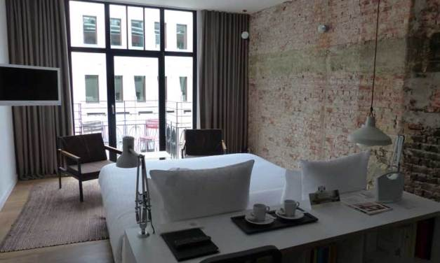 9 Hotel Central Brussels – Modern Architecture Meets Classic Design