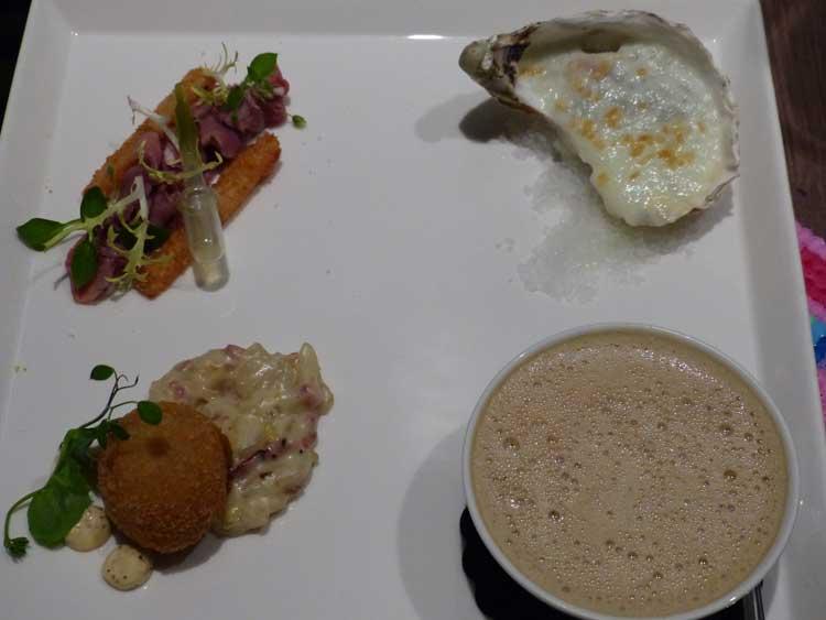 Carlton Ambassador Restaurant The Hague MenStyleFashion food review (10)