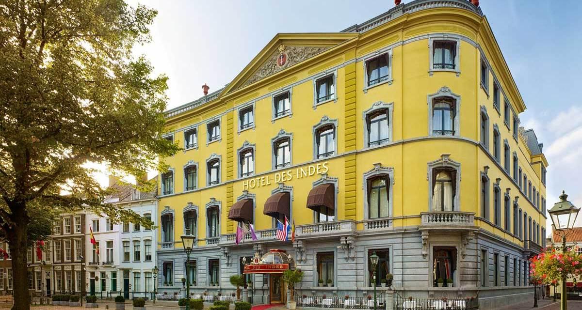 Hotel Des Indes The Hague – 130 Years Of Elegance & Grandeur