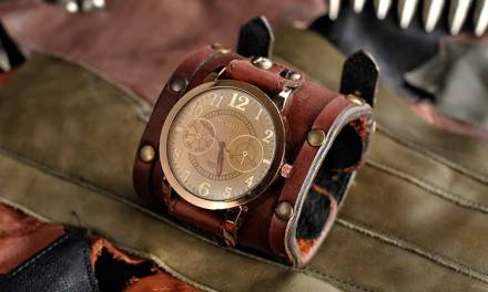 Leather Cuff Watches – Made By Artisans From Around The World