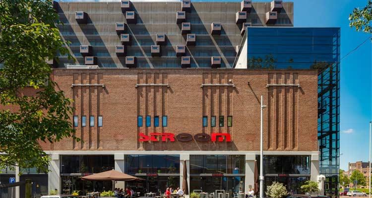 Stroom Rotterdam – Former Energy Plant Turned Hotel