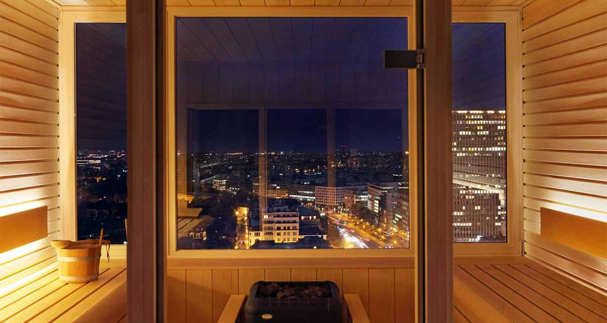The Hotel Brussels – Spa With A View