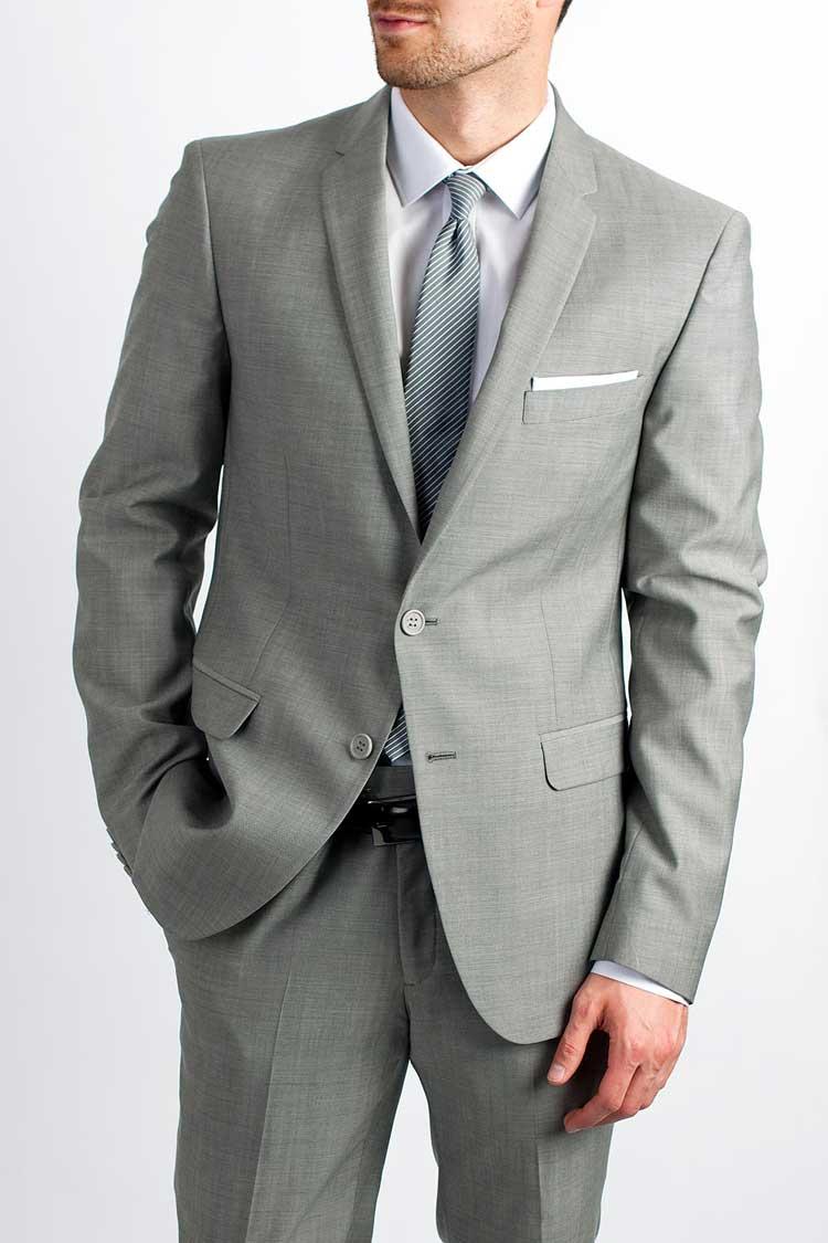 Calvin-Klein-Charcoal-Grey-Suit