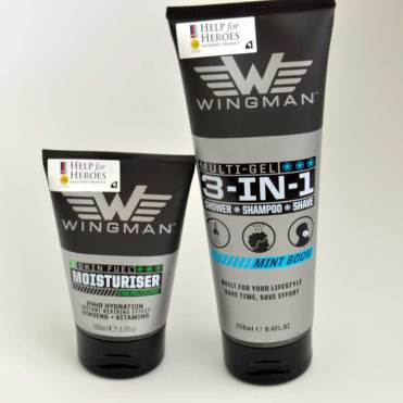 Wingman Toiletries