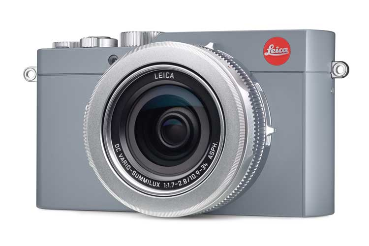 Leica Unveils D-Lux Solid Gray High-Performance Compact Camera