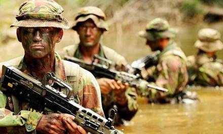 British Army Soldiers –  Male Grooming Tips