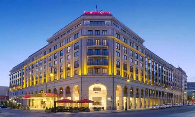 Westin Grand Hotel Berlin – Experience Its History