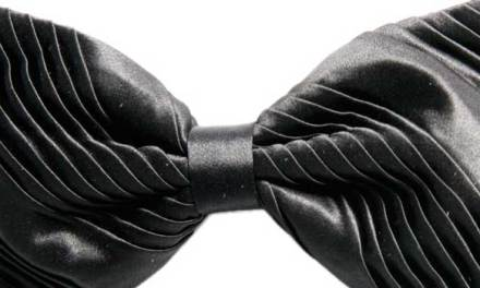 How to Wear A Bow Tie