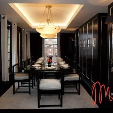 Dining table - Mayfair Penthouse