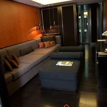 Living area - Mayfair Penthouse