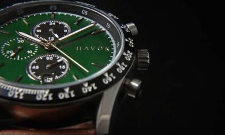 Havok Racer Chronograph – Disrupting Luxury Watches Again