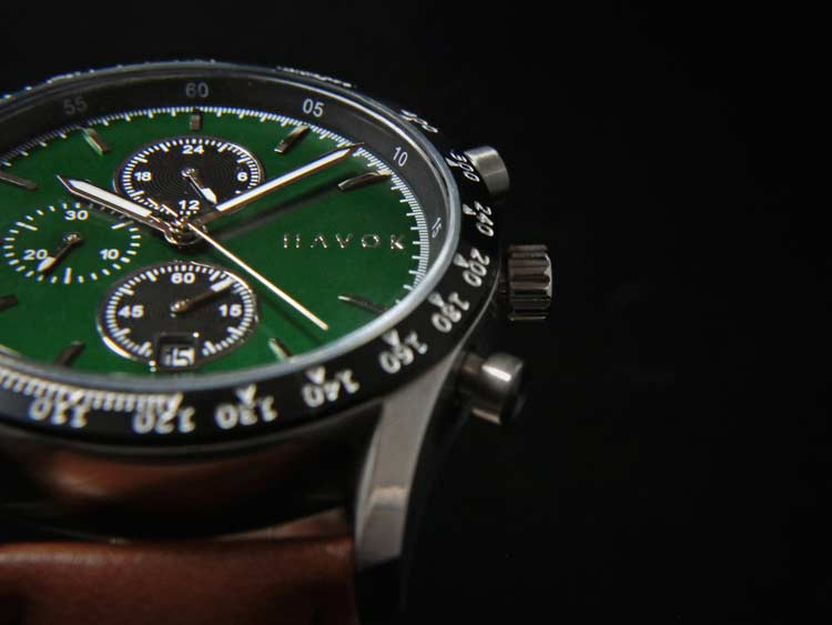 Havok Racer Chronograph – Disrupting Luxury Watches Again