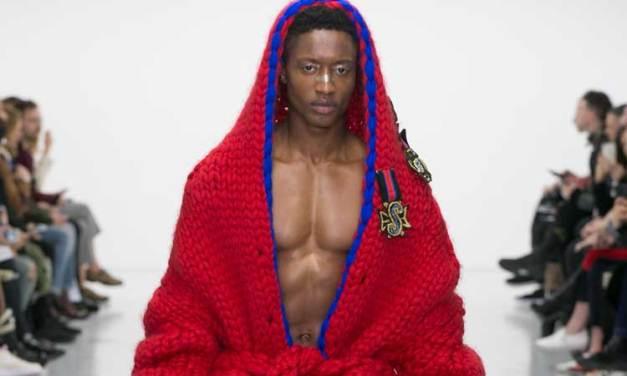 SIBLING – Knitwear Kick Boxer Style