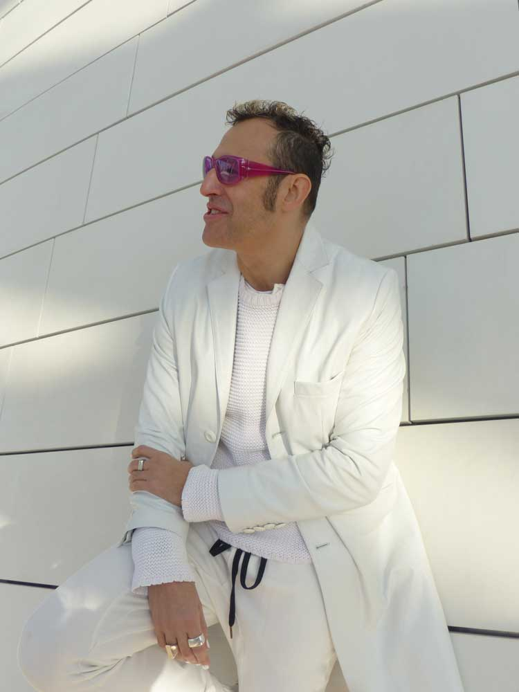 Karim Rashid - Industrial Designer menStyleFashion Paris Fashion Week 2016 (8)