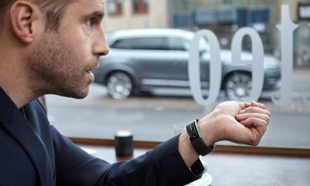 Knight Rider – Talk To Your Volvo With Microsoft Band 2