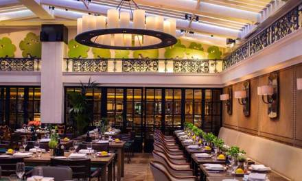 Novikov Restaurant London – Asian Food In Opulent Setting