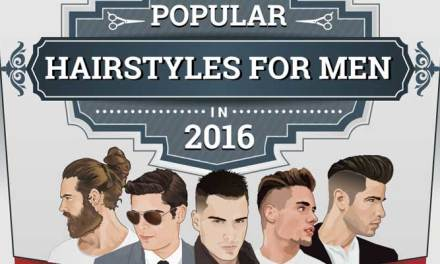 Popular Hairstyles For Men in 2016