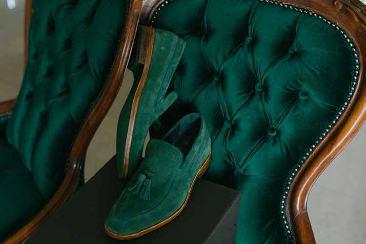 Green loafers - MenStyleFashion Shoes (2)