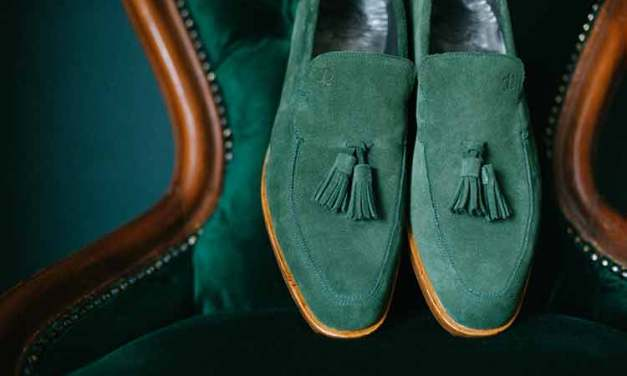 The Must Have Green Loafers