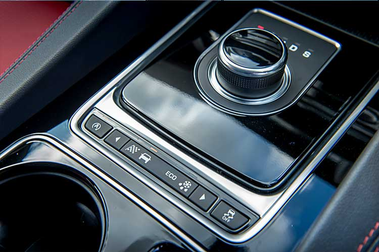 Driving-Modes