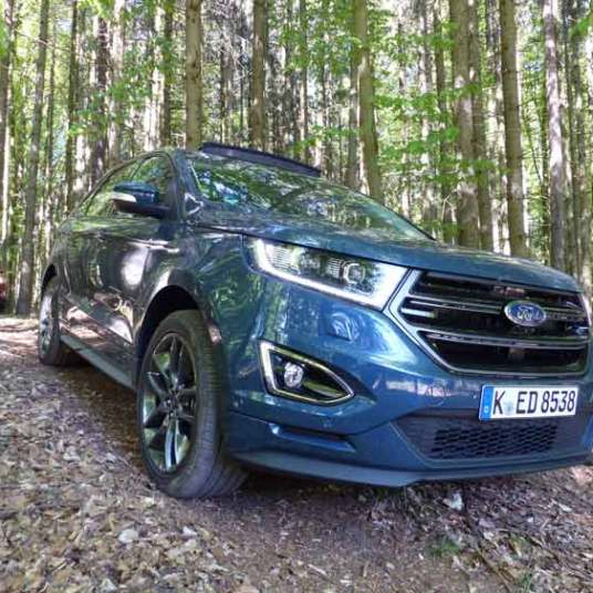 Ford Edge SUV MenStyleFashion Car Review 2016 Germany (3)