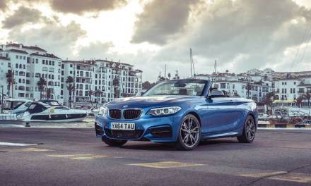 The New BMW 2 Series Convertible