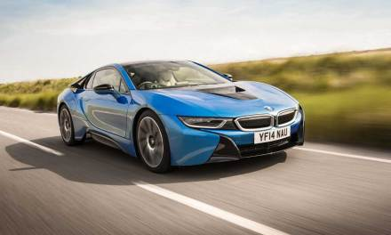 The BMW i8 Crowned UK Car Of The Year