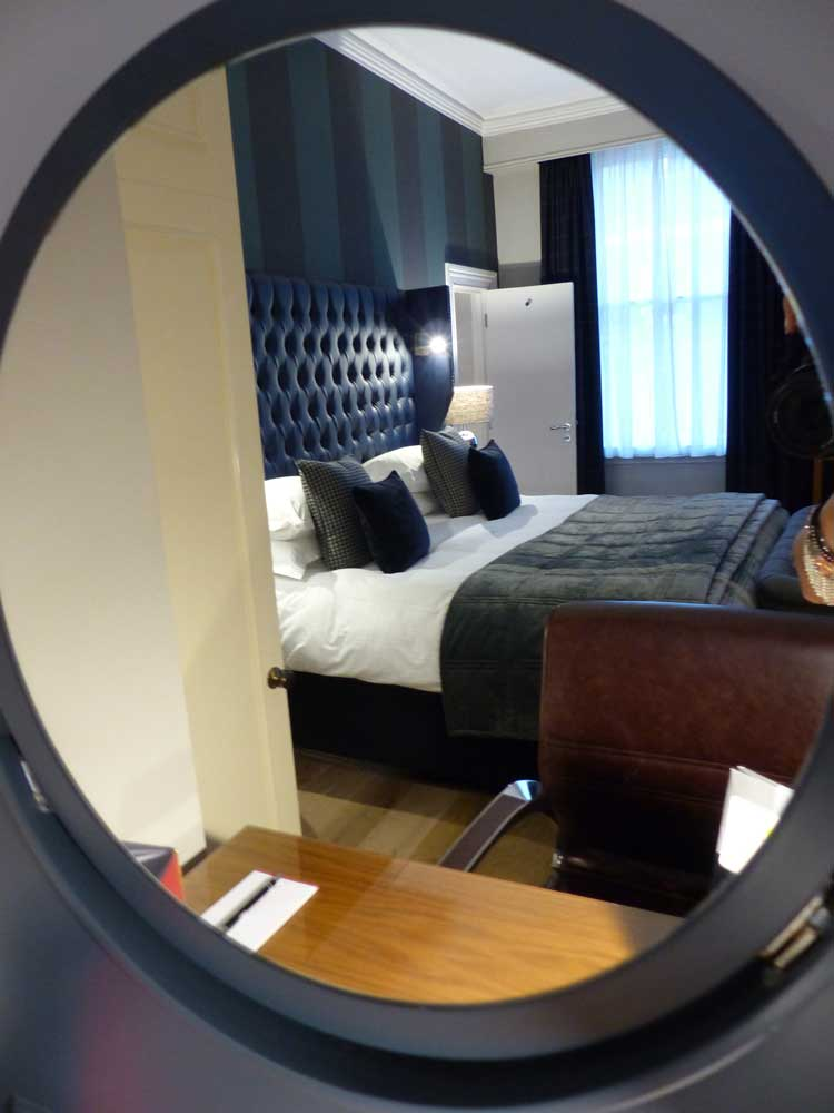 The Bailey's Hotel London - Victorian Townhouse MenStyleFashion (11)