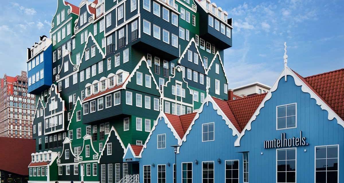 Inntel Hotels Amsterdam Zaandam – Quirky Hotel Close To Amsterdam
