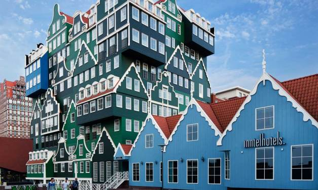 Inntel Hotels Amsterdam Zaandam – Quirky Hotel Close To Amsterdam