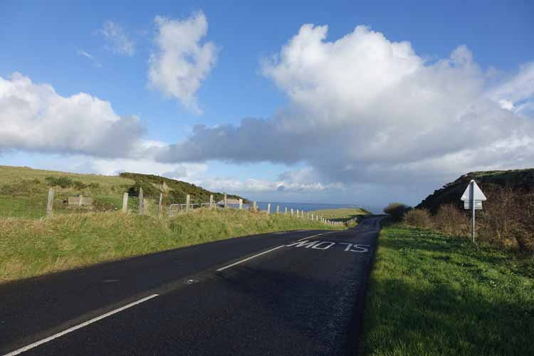 Causeway Coastal Route Northern Ireland