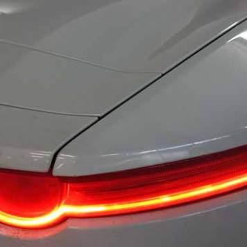 Jaguar F-type convertible rear lights