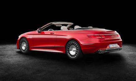 Mercedes-Maybach S 650 Cabriolet – The Ultimate In Open-Air Exclusivity