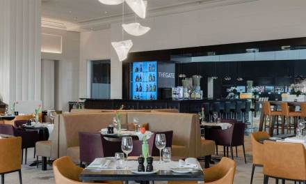 Sheraton Airport Amsterdam – Stripes Restaurant Reviewed