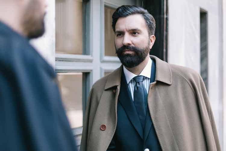 Overcoat - It's A Man's Class